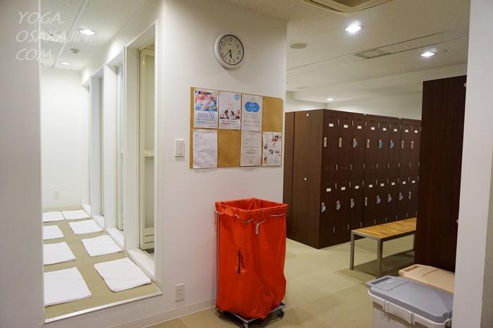 シャワー室 zen place pilates大阪 心斎橋・ゼンプレイスピラティス (54)
