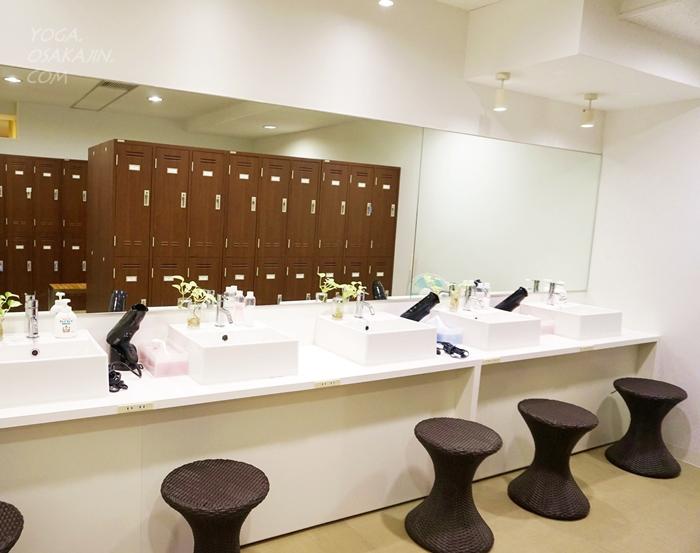 きれいな洗面化粧台