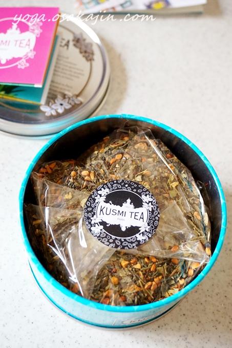 茶葉 Kusumi Tea・デトックスティー