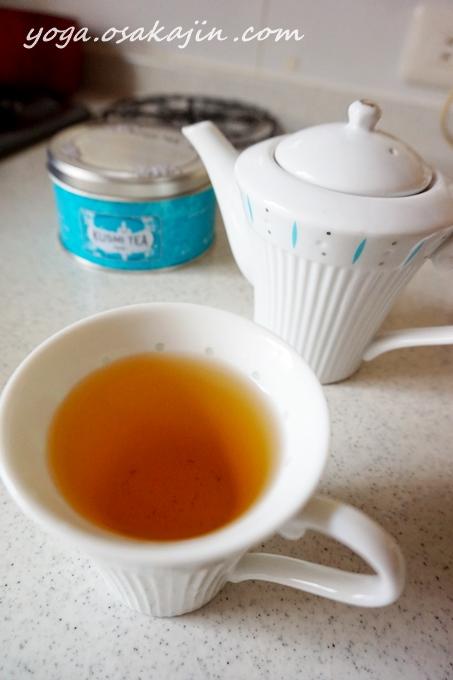 とってもおいしそう!Kusumi Tea